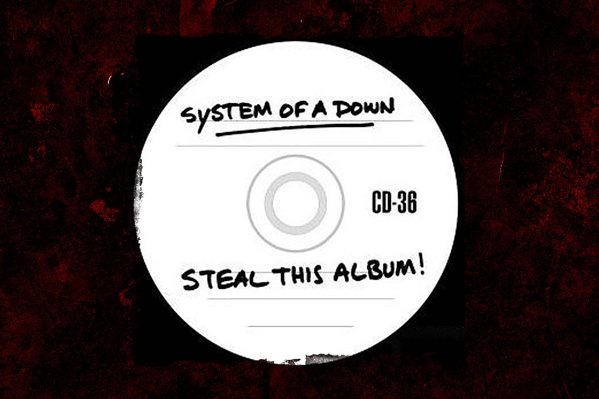 System of a Down Release «Steal This Album»