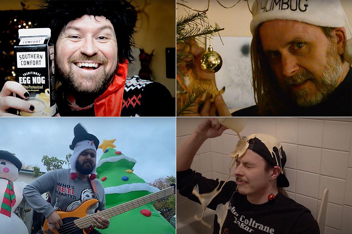 Allegaeon, Travis Ryan + Trevor Strnad cubren 'Last Christmas'