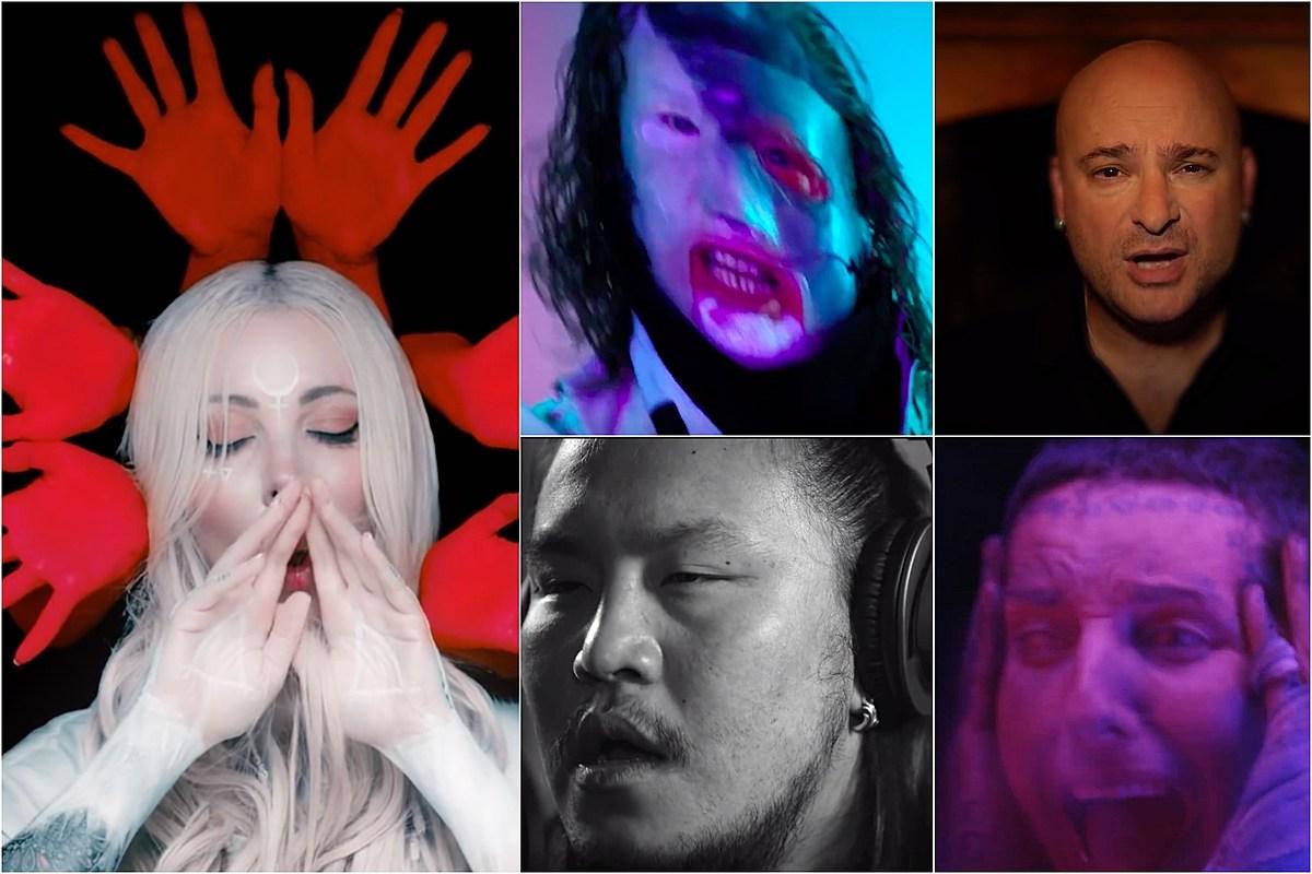 28 de los videos de rock + metal más vistos en 2020
