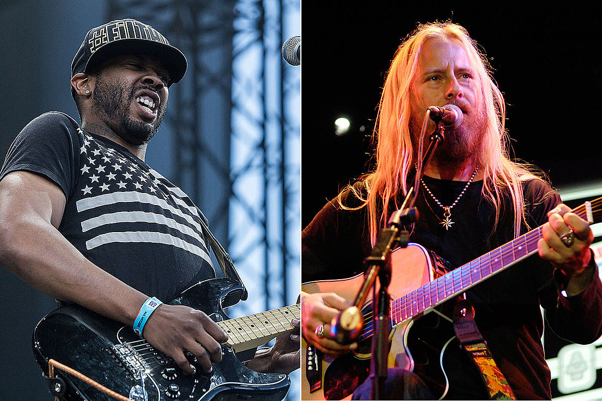 Ayron Jones recurre a Polarizing Alice in Chains Performance