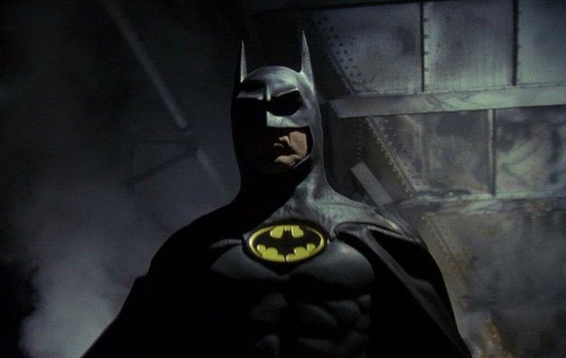 Michael Keaton será el Batman principal del DCEU