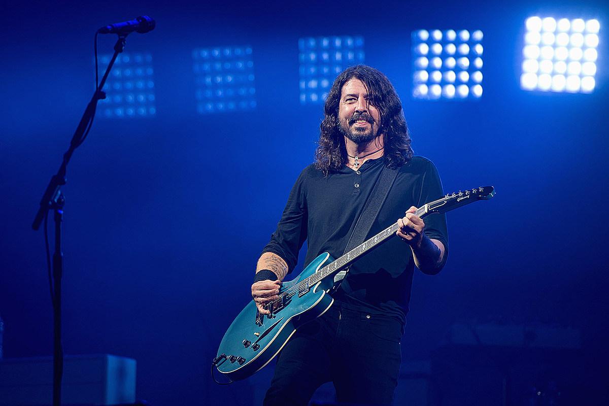 Foo Fighters inicia 2021 con la nueva canción 'No Son of Mine'