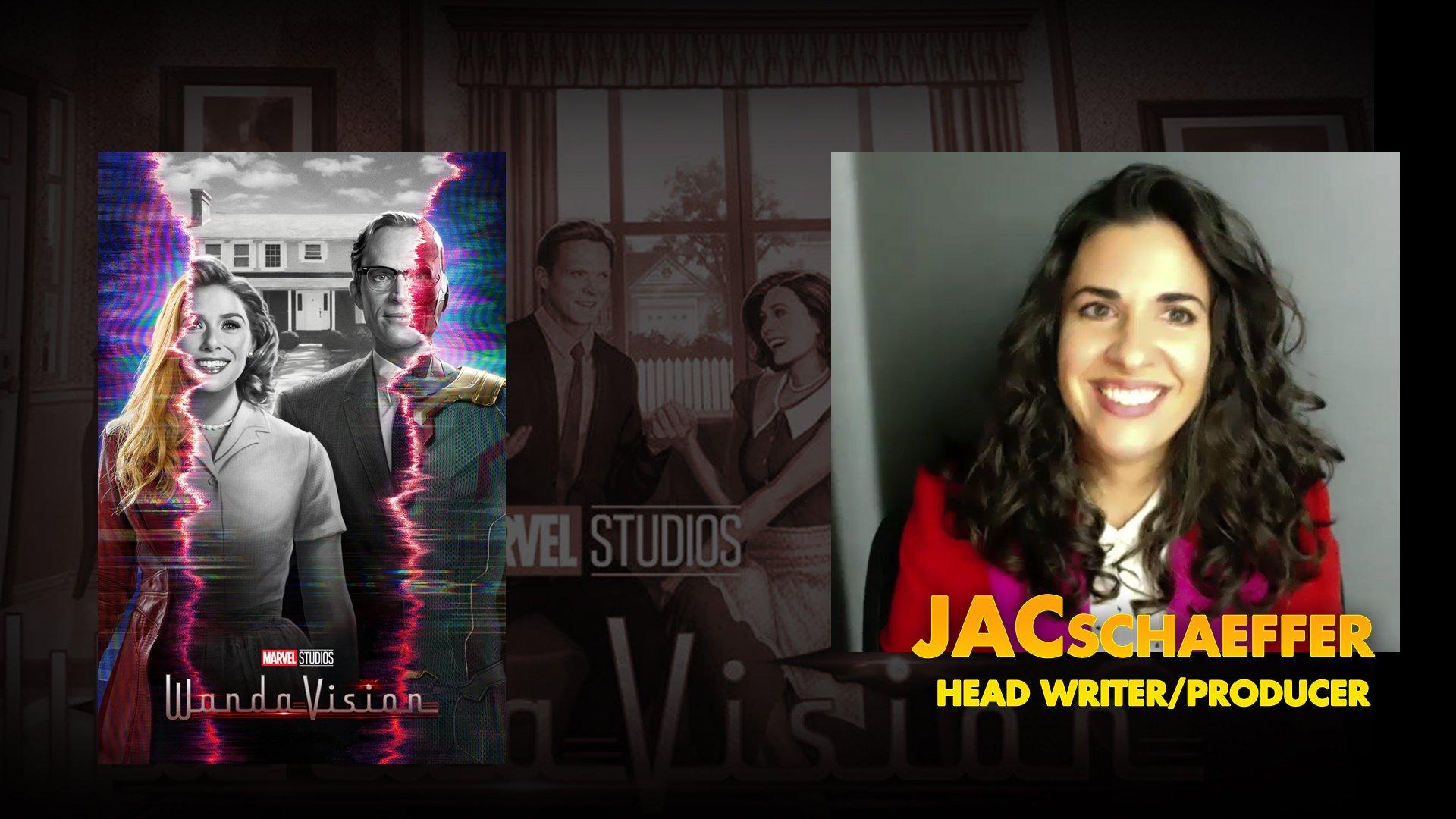 Entrevista de WandaVision con el escritor / productor principal Schaeffer