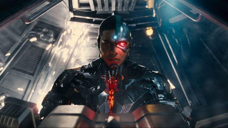 Según los informes, Ray Fisher nunca regresará como Cyborg