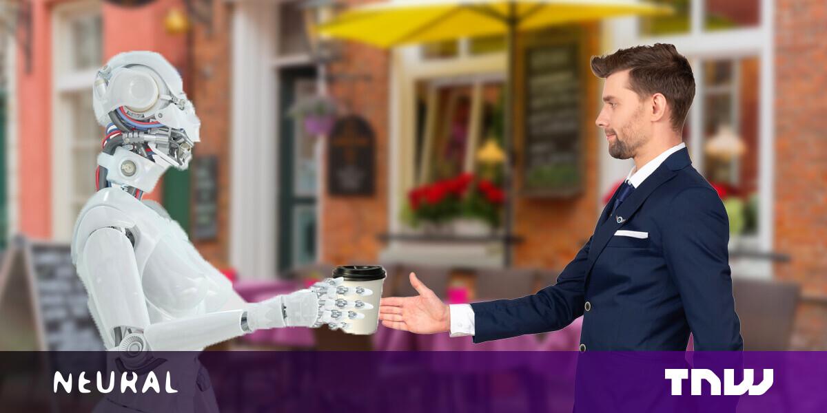 ¿Podemos ser amigos de los robots?  La investigación dice que sí