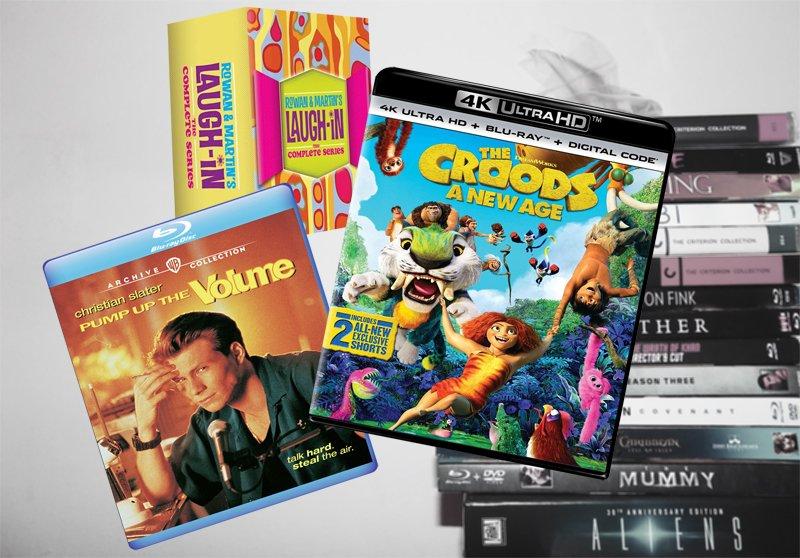 23 de febrero Lanzamientos de Blu-ray, digitales y DVD