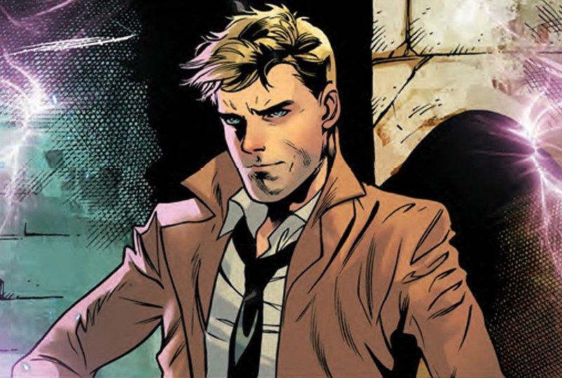 HBO Max está desarrollando la serie Constantine.
