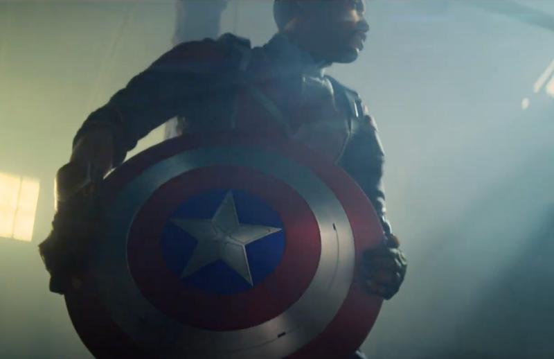 ¡El nuevo tráiler de Falcon and the Winter Soldier lleva la antorcha de Cap!