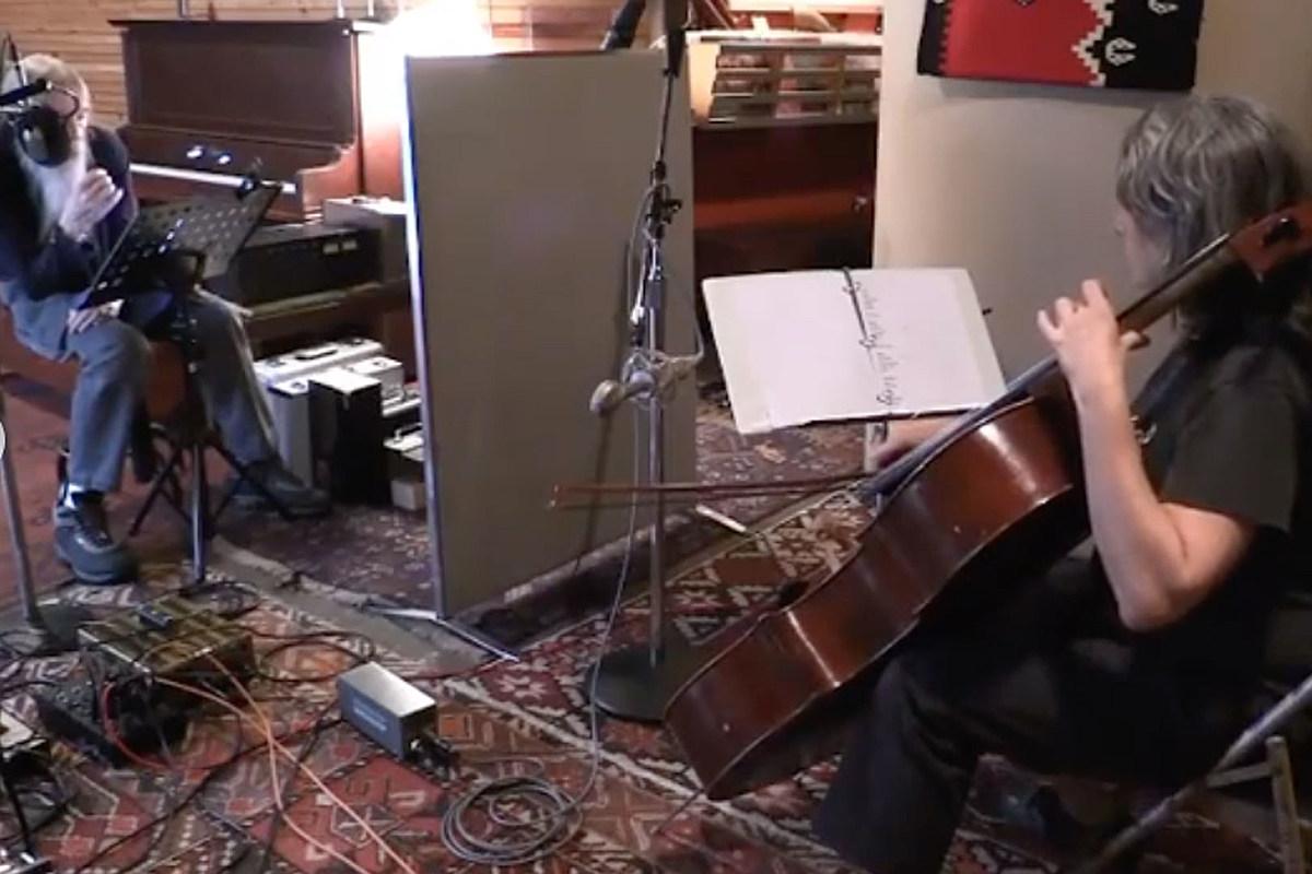 El padre de Lars Ulrich, de 92 años, acaba de lanzar un nuevo disco