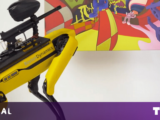 Boston Dynamics no quiere que dispare bolas de pintura desde Spot the robot
