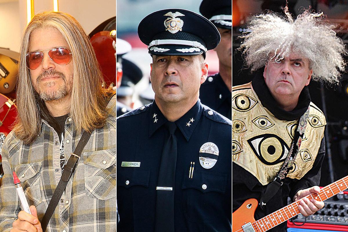 Adam Jones de Tool sacó la épica broma policial sobre Melvins