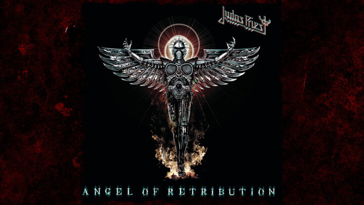 Judas Priest lanza 'Angel of Retribution'