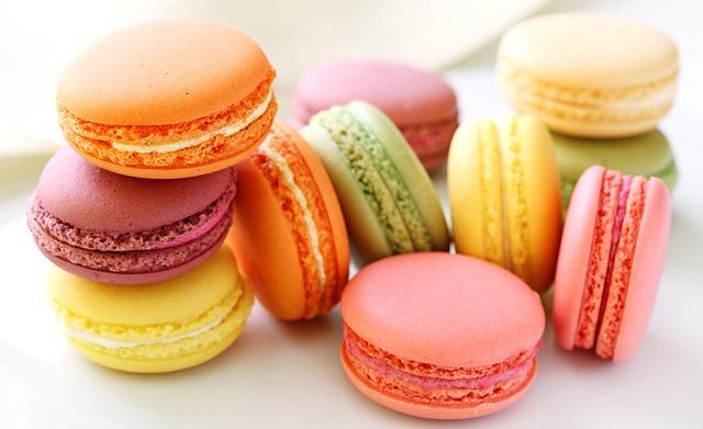 Receta: Macarons franceses infalibles    Mejor vida