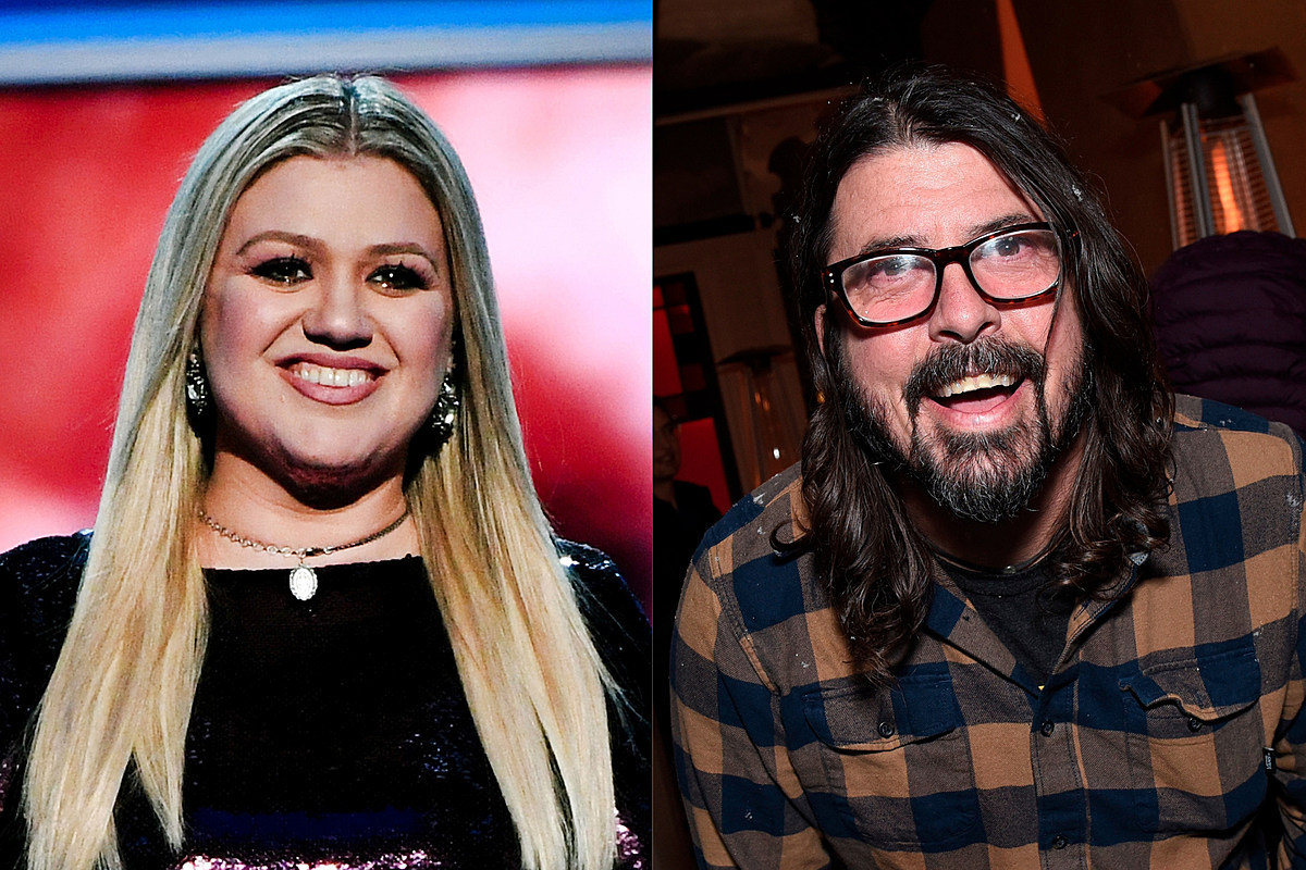 Mira a Kelly Clarkson cantar Foo Fighters con una voz poderosa