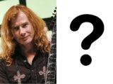 Dave Mustaine revela el nuevo álbum de Megadeth con una portada