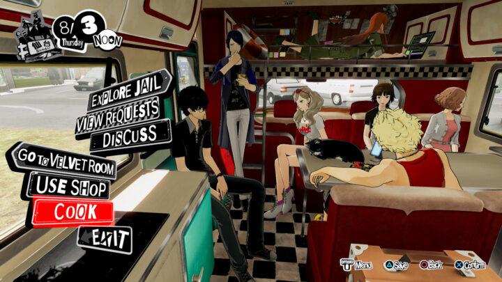 Persona 5 Strikers se convierte en un vendedor superior de Steam justo antes del lanzamiento