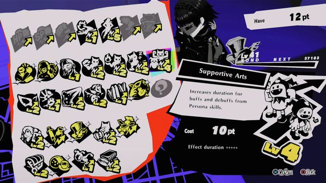 Habilidades de vinculación de Persona 5 Strikers: las mejores habilidades de vinculación para desbloquear primero