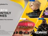 La alineación de PlayStation Plus anunciada para marzo de 2021
