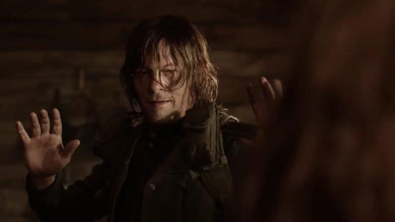 El featurette de The Walking Dead 10c se burla de la narración íntima