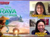 La coguionista Adele Lim y el productor Osnat Shurer hablan sobre Raya y el último dragón