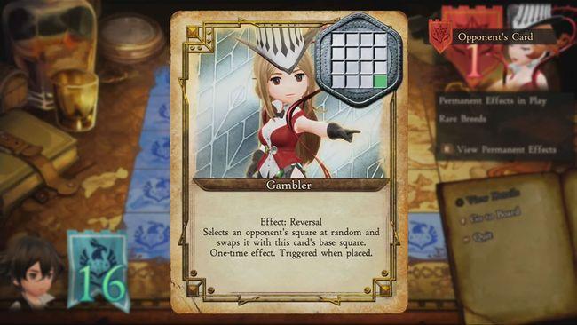Jugador Bravely Default II |  cómo desbloquear la clase de jugador